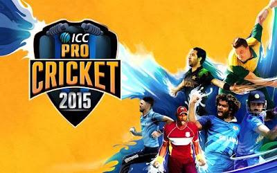 ICC pro cricket 2015 Mod Apk Download
