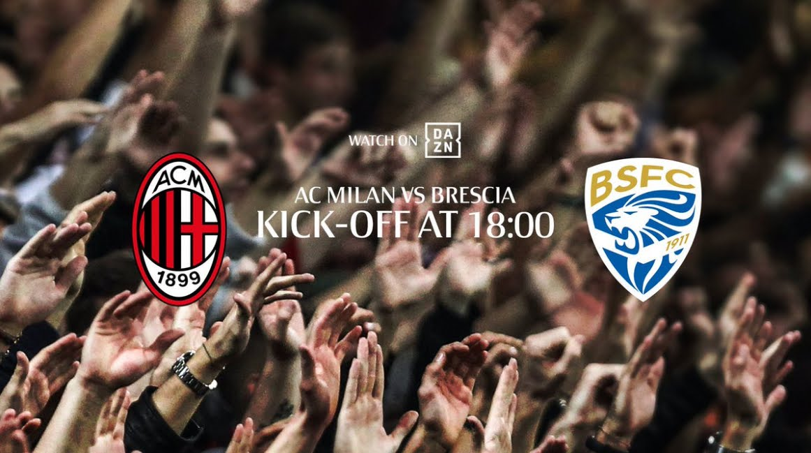 Rojadirecta Milan Brescia Streaming Gratis Diretta TV.
