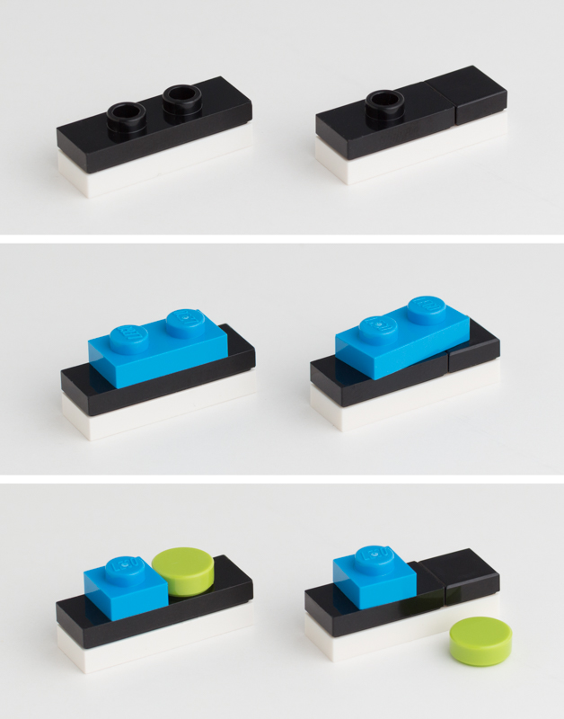 NEW LEGO Part Number 3822 in a choice of 6 colours