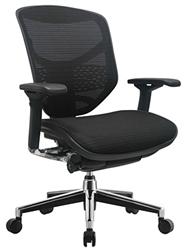 Concept 2.0 Chair Ergonomic Features