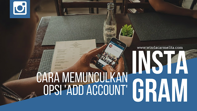 add account instagram