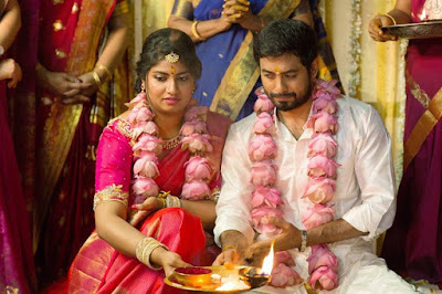 tamil-actor-aari-married-his-girlfriend-nadiya-kalikambal-temple