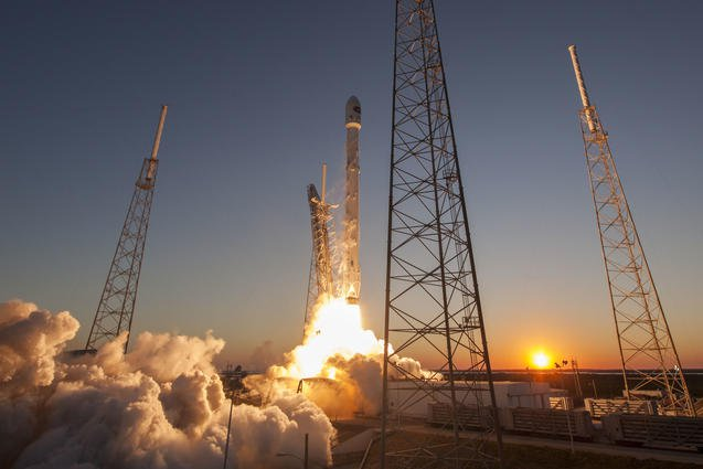 Breaking News Watch SpaceX New launch their Falcon 9 LIVE here
