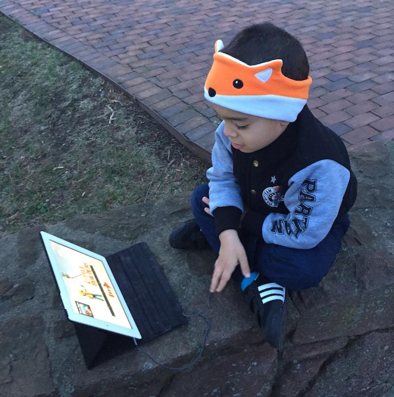 CozyPhones Fleece Headphones for Kids
