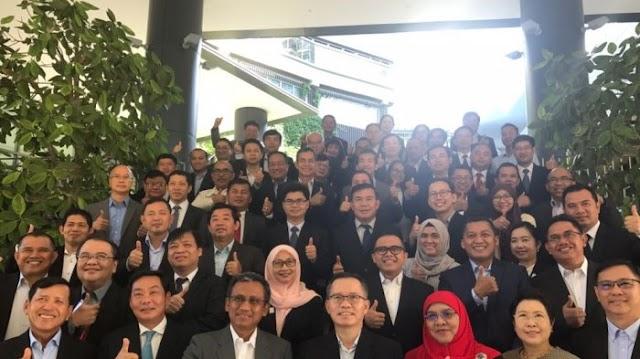 Terpilih Smart Cities ASEAN, Bupati Anas Didelegasikan ke Singapura