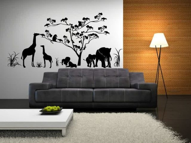 13 Inspiration Unique Wall Decoration Can Make You Sure at Home