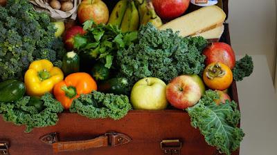 A környezetbarát háztartás sok zöldséget használ
