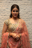 Lavanya Tripathi Mesmerizing Beauty in Chania Choli At Vunnadi Okate Zindagi Movie ~  Exclusive 008.jpg