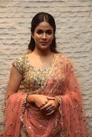 Lavanya Tripathi Mesmerizing Beauty in Chania Choli At Vunnadi Okate Zindagi Movie ~  Exclusive 008.jpg
