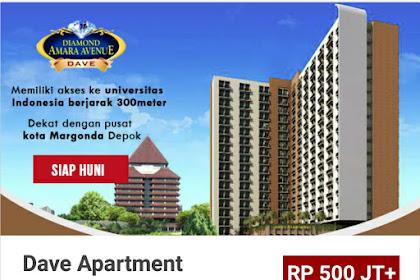 Dave Apartment,Depok Jawa Barat