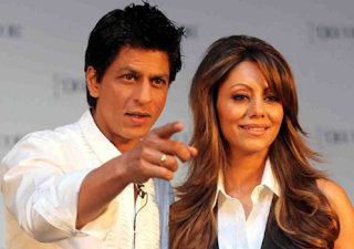 Shah Rukh Khan Family Wife Son Daughter Father Mother Marriage Photos Biography Profile