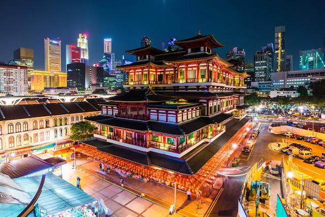 singapore honeymoon packages