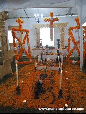 Altares de Muertos en Pátzcuaro, Michoacán