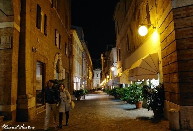 Macerata, centro storico