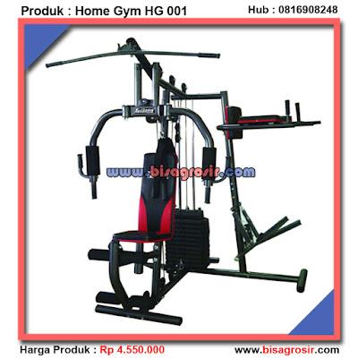 Home Gym Total HG001 Multi Station Gym
