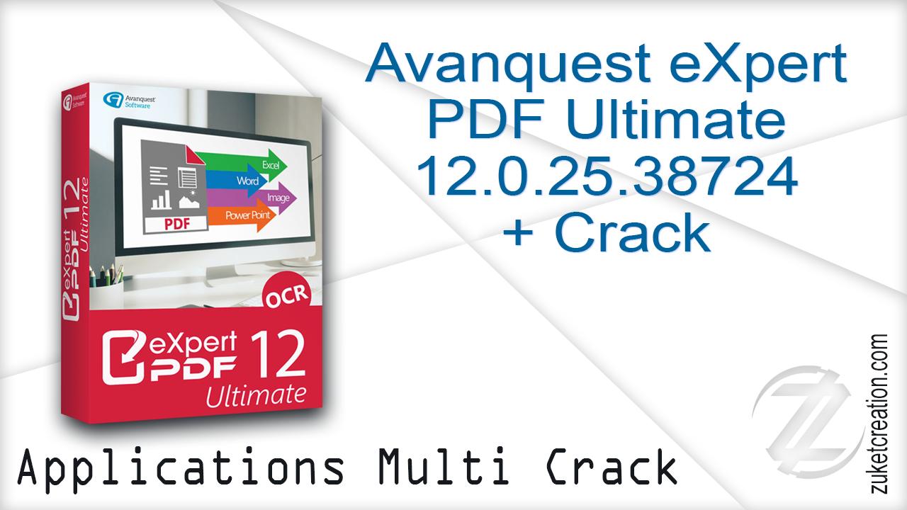 Avanquest Pdf Experte 9 Ultimate