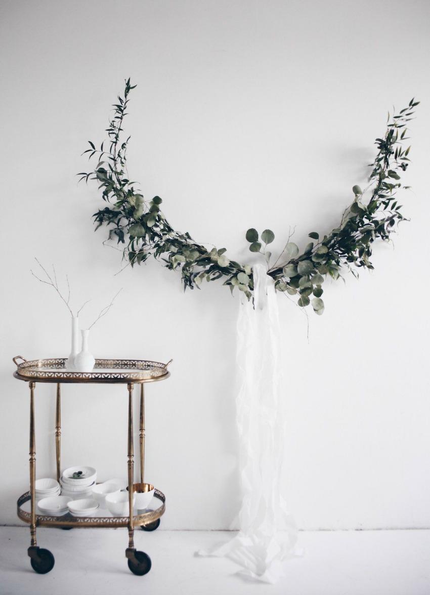 decoración con eucalipto 4