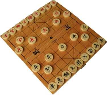 Antiguos Juegos Mesa Ajedrez Chino Xiang Xi