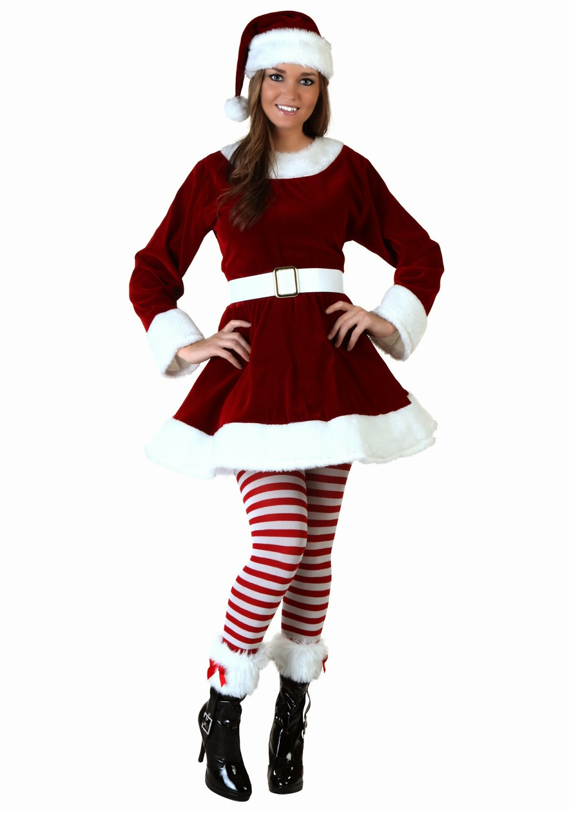 pictures of mrs claus the polka dot infinity room christmas costume project 8243
