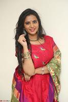 Manasa in Pink Salwar At Fashion Designer Son of Ladies Tailor Press Meet Pics ~  Exclusive 86.JPG