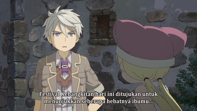 Made in Abyss Episode 02 Subtitle Indonesia