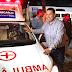 Ibicaraí recebe nova ambulância e equipamentos para a Saúde
