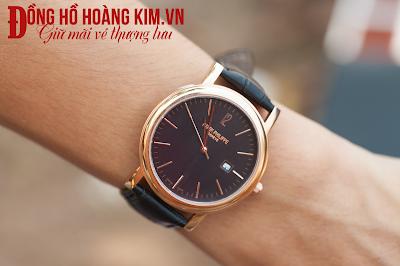 Đồng hồ nam kiểu dáng thời trang, đẳng cấp
