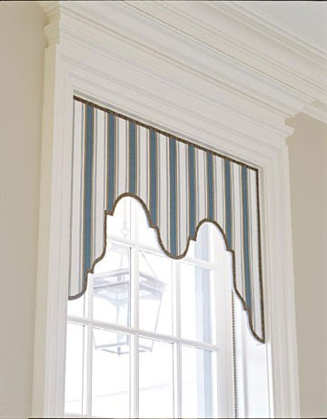 Design Du Monde Style Study Lambrequins Cornices And