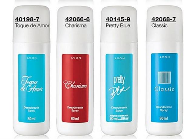 Desodorante Spray Avon Feminino
