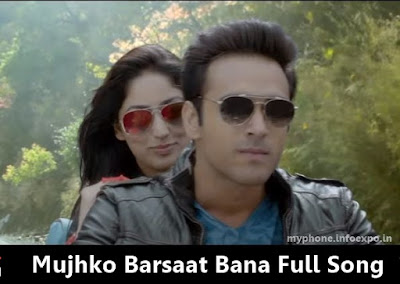 Mujhko Barsaat Bana Full Song Junooniyat Mp3,HD Video,Downloads,3GP MP4 AVI
