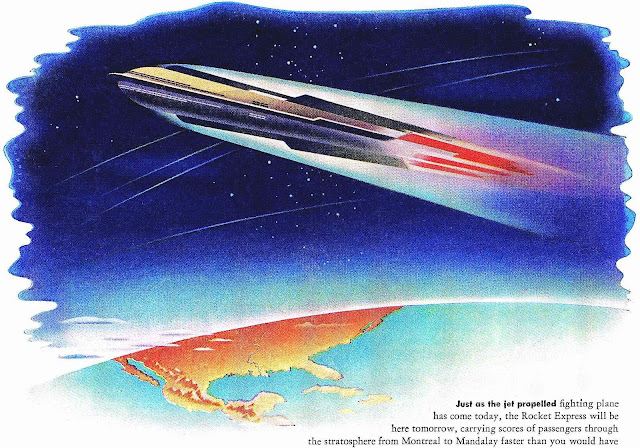 1944 rocket transit illustration