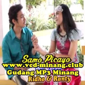 Ridho Ramon & Ranty - Samo Picayo (Full Album)