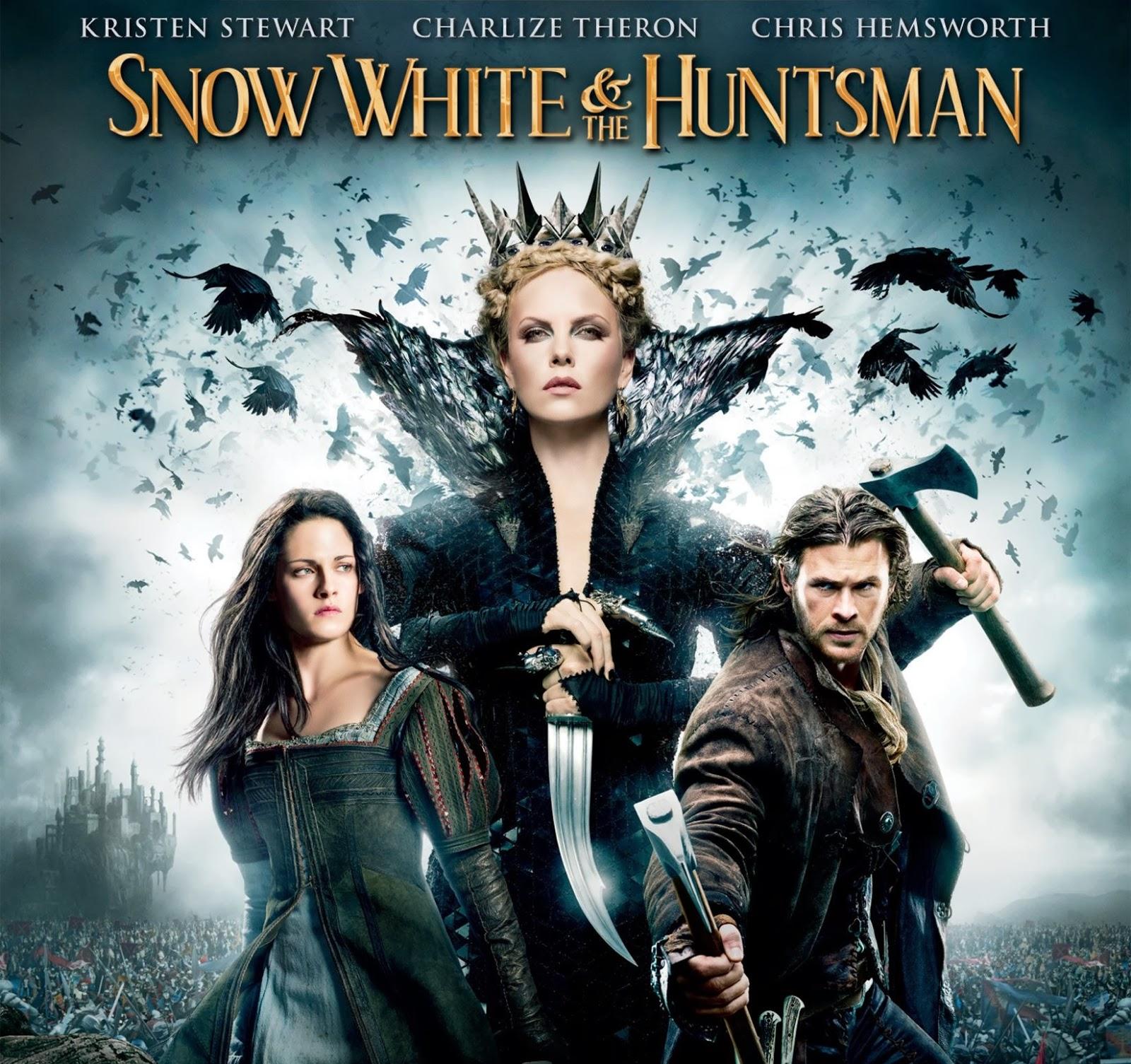 Snow White And the huntsman Mkv