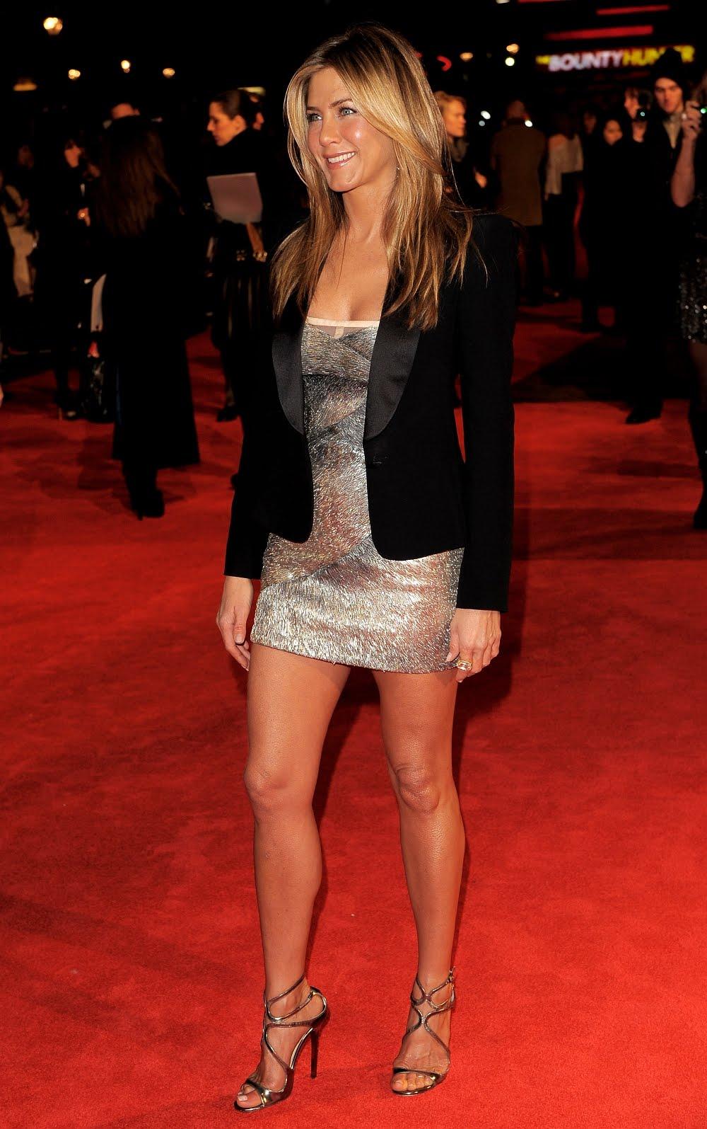 Jennifer Aniston Sexy Legs 74