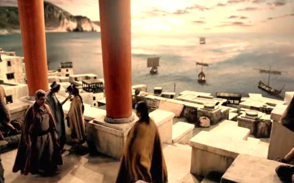 Βίντεο για το Μινωικό πολιτισμό που έδειξε μόνο το BBC…