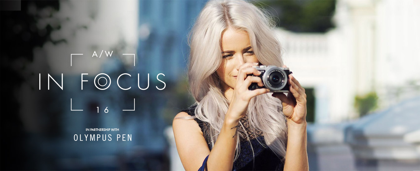 Karen Millen In Focus AW/16 Event in partnership with Olympus ft Inthefrow