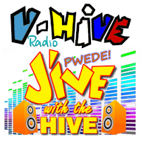 V-Hive Radio Jive with the Hive PWEDE!