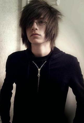 Giorxgio Hairstyles Emo Hairstyles For Guys