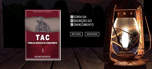 Trechos do primeiro livro de Bruno Borges decodificado é divulgado