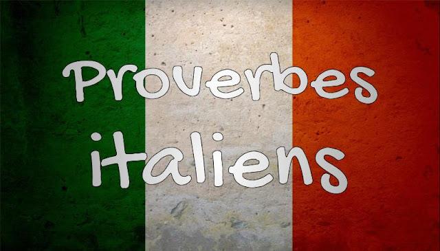 Proverbes italiens traduits