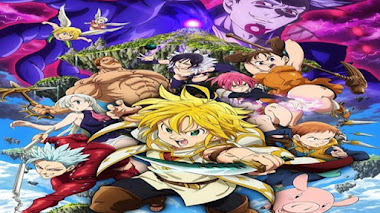 Nanatsu no Taizai Movie: Tenkuu no Torawarebito 01/01 [BD][Sub-Español-Audio Latino][MEGA-MF-GD][HD-FullHD][Online]