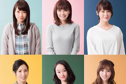 Sinopsis Kanjo Hachi Gosen / 感情8号線 (2017) - Serial TV Jepang