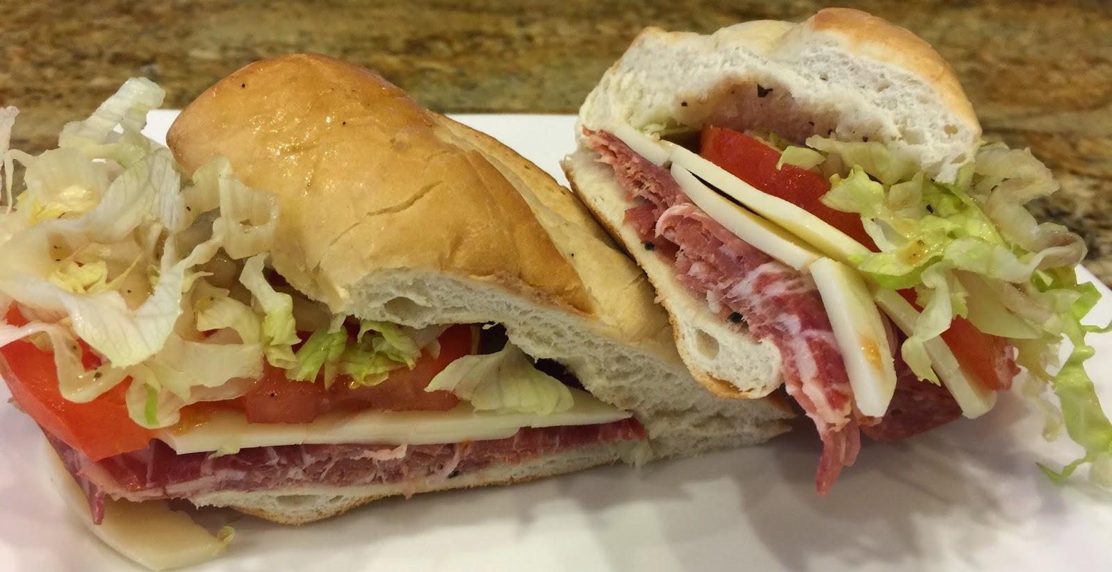 TASTE OF HAWAII: ITALIAN SANDWICH