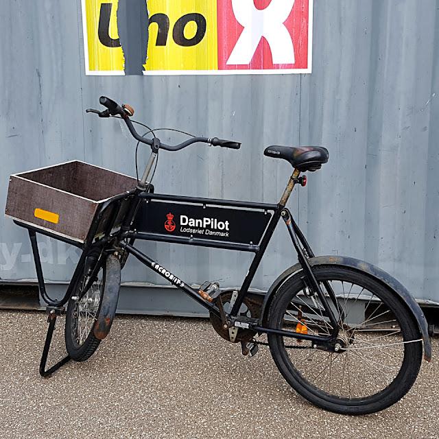 Cykel fra DanPilot - Lodseriet Danmark