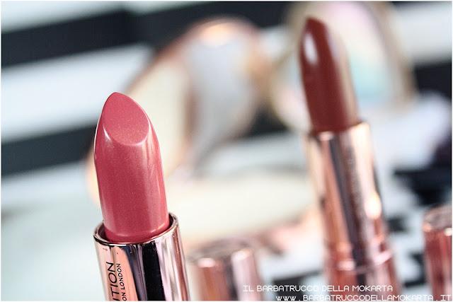 renew lipstick Rossetto Renaissance  makeup revolution review