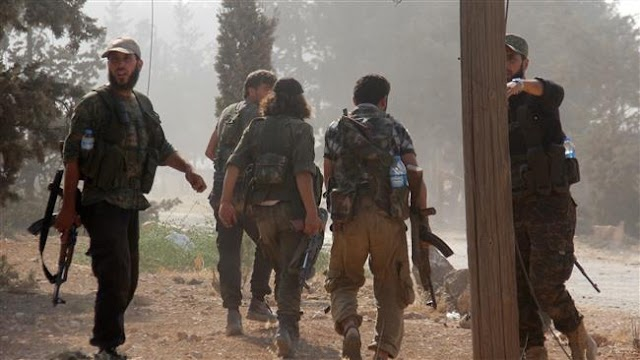 Nusra militants, under increasing battlefield pressure, agree to move to Syria's Idlib, Dara'a
