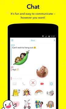 تحميل سناب شات الجديد Snapchat اخر اصدار نسخة اصلية برابط مباشر سناب