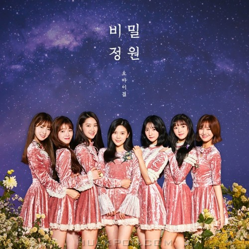 OH MY GIRL – Secret Garden – EP (FLAC + ITUNES PLUS AAC M4A)