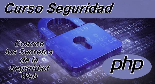 curso seguridad php