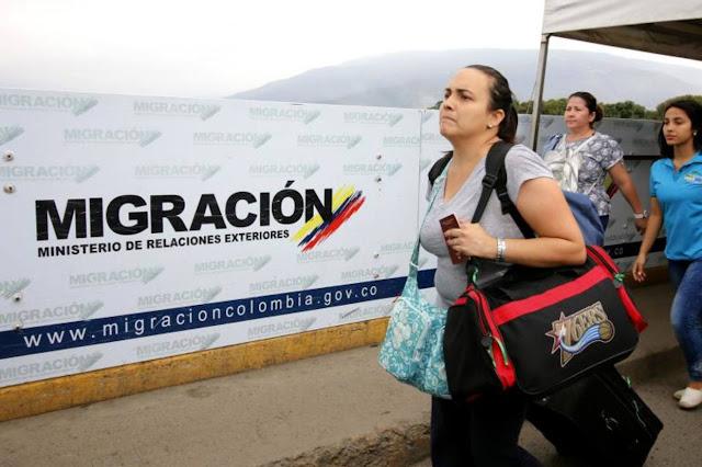 Deportados 102 venezolanos indocumentados en Colombia